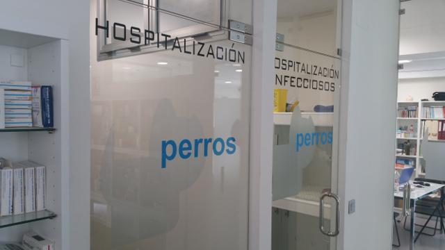 HOSPITALIZACION PERROS